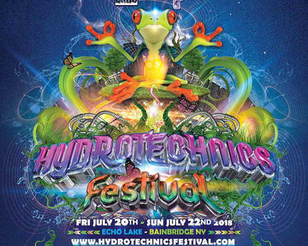 Hydrotechnics Festival 2018